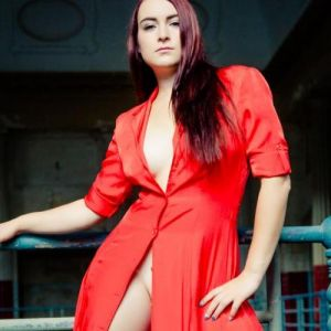 AXNessa - The Red Dress